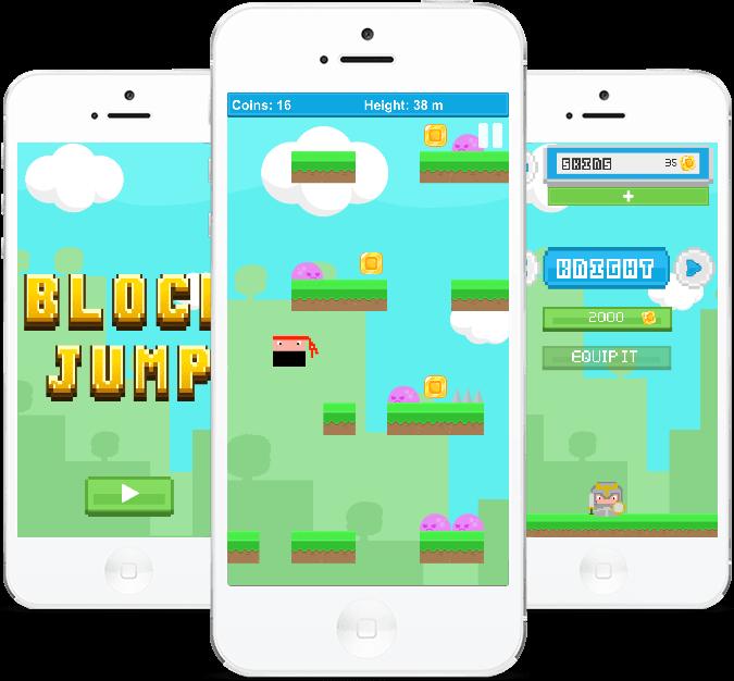 BlockJump Gameplay